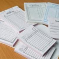 Особенности печати форм документации