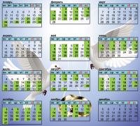 Без календарей в мире будет хаос